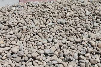 Round Stone Gravel supplier London Ontario